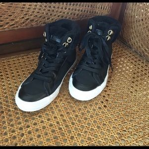 Tommy Hilfiger High Top Tennis Shoes
